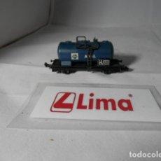 Trenes Escala: VAGÓN CISTERNA ARAL ESCALA N DE LIMA . Lote 193763805