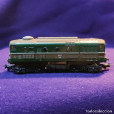 Trenes Escala: LOCOMOTORA FIAT DIESEL D 341. LIMA. ESCALA N. TREN.. Lote 194137950
