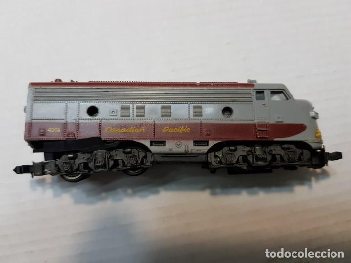 Trenes Escala: LIMA Locomotora Diesel Canadian Pacific 4008 escala N en blister - Foto 2 - 195233632