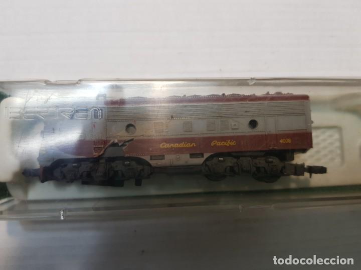 Trenes Escala: LIMA Locomotora Diesel Canadian Pacific 4008 escala N en blister - Foto 5 - 195233632