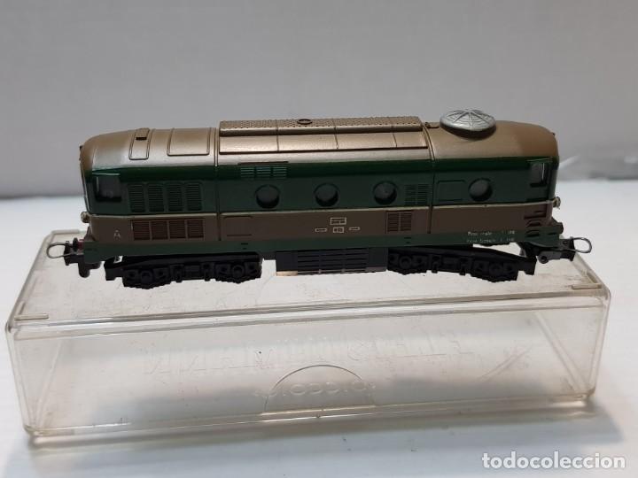 LIMA LOCOMOTORA DIESEL D341 ESCALA N EN BLISTER (Juguetes - Trenes a Escala N - Lima N)