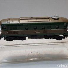 Trenes Escala: LIMA LOCOMOTORA DIESEL D341 ESCALA N EN BLISTER. Lote 195234832