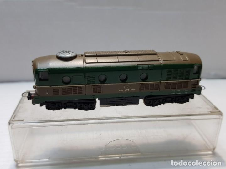 Trenes Escala: LIMA Locomotora Diesel D341 escala N en blister - Foto 2 - 195234832