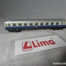 Trenes Escala: VAGÓN PASAJEROS DE LA DB ESCALA N DE LIMA . Lote 199304370