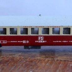 Trenes Escala: VAGON- LIMA - TRANS EUROP EXPRESS - N-8,71MM. Lote 203351130