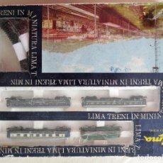 Trenes Escala: TREN ELÉCTRICO LIMA ESCALA N. Lote 206443327