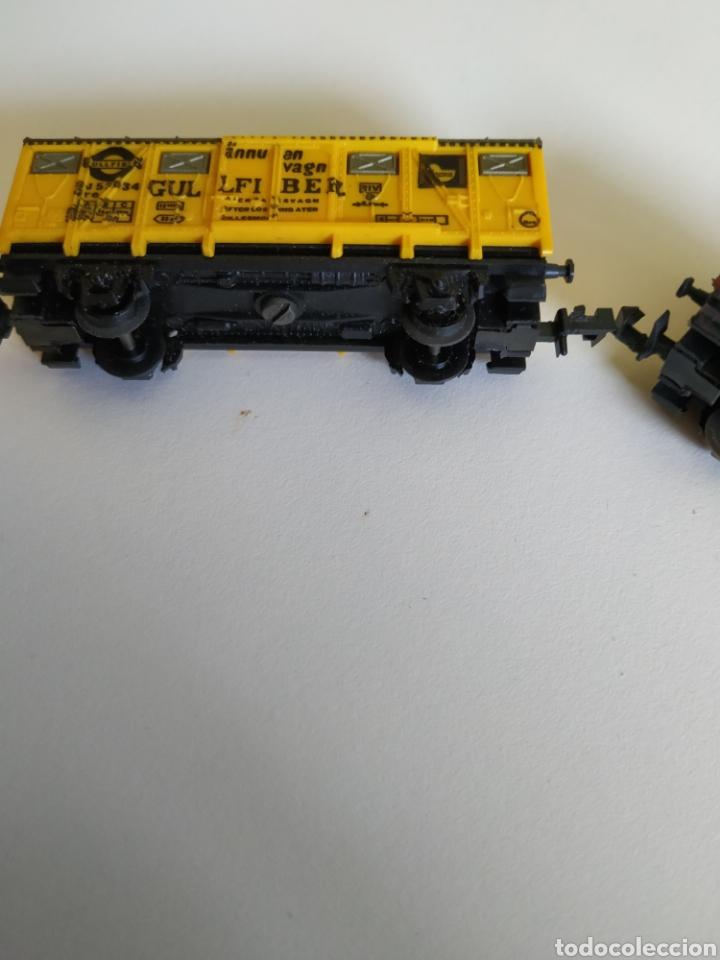 Trenes Escala: 2 vagones lima escala N - Foto 2 - 208691911