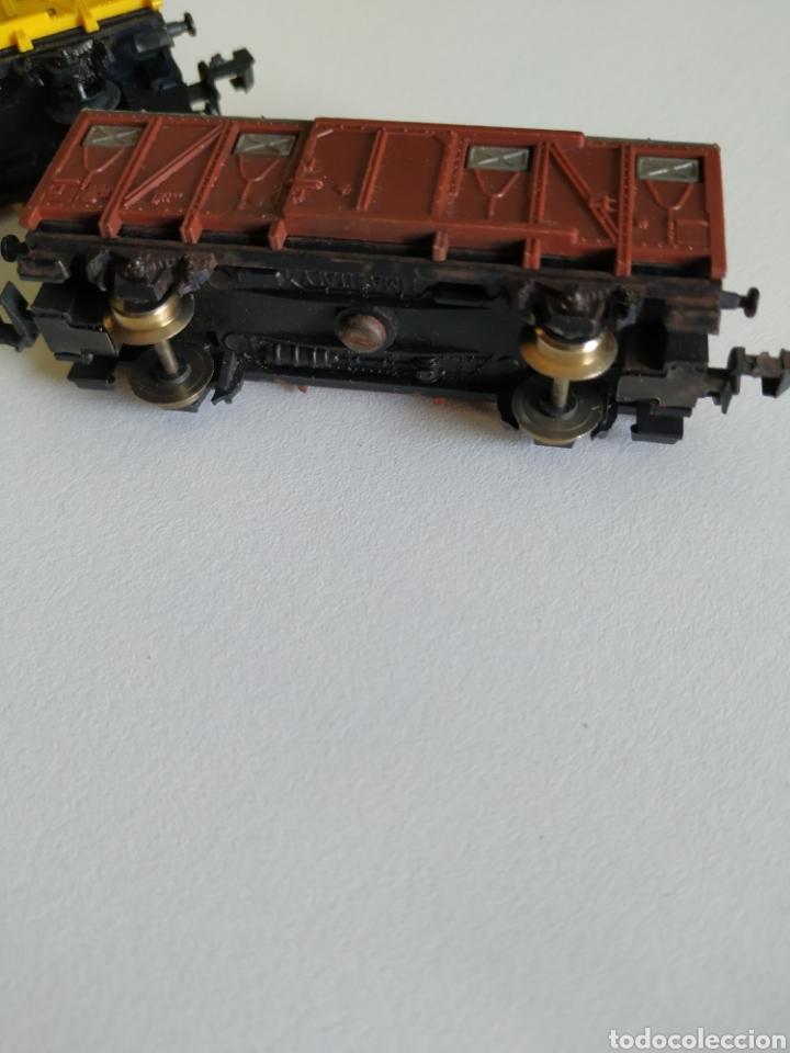 Trenes Escala: 2 vagones lima escala N - Foto 3 - 208691911