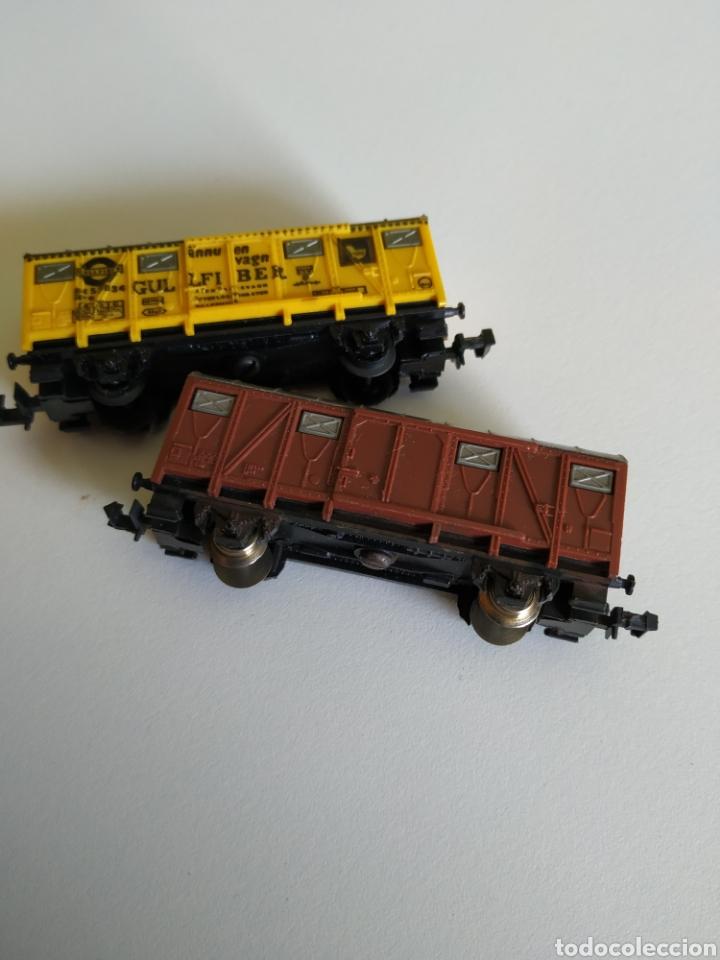 Trenes Escala: 2 vagones lima escala N - Foto 4 - 208691911