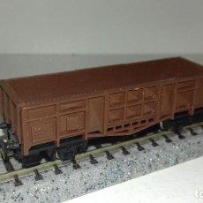 Trenes Escala: LIMA N BORDE ALTO --- L45-253 (CON COMPRA DE 5 LOTES O MAS, ENVÍO GRATIS). Lote 208865947