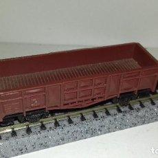 Trenes Escala: LIMA N BORDE ALTO --- L46-044 (CON COMPRA DE 5 LOTES O MAS, ENVÍO GRATIS). Lote 213000578