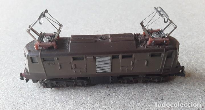 Trenes Escala: Locomotora antigua Lima escala n - Foto 4 - 214995502
