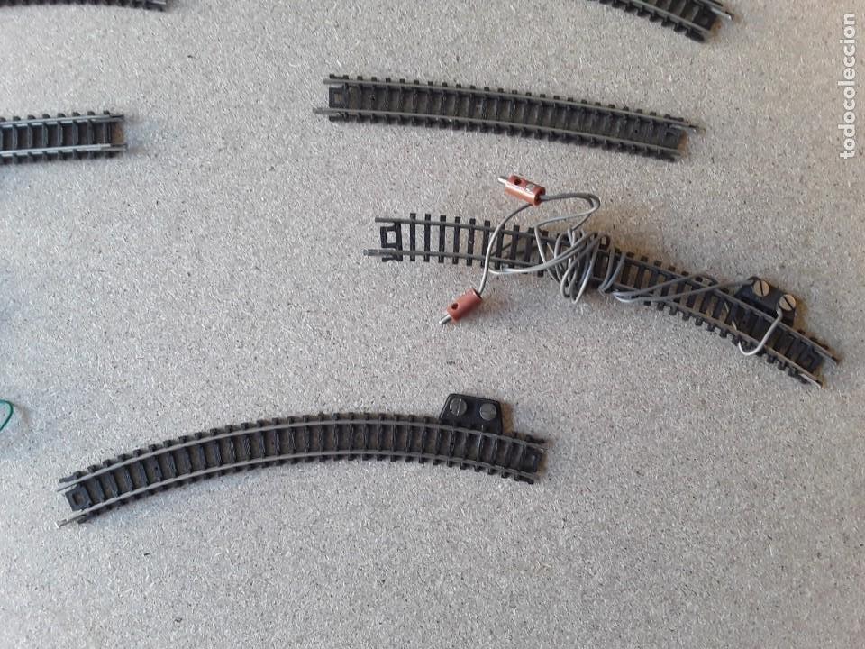 Trenes Escala: Vias de tren Lima escala n - Foto 2 - 215178320
