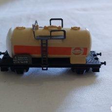 Trenes Escala: VAGON CISTERNA GULF. LIMA ITALY ESCALA N. Lote 216891048
