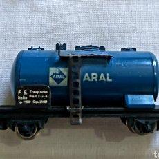 Comboios Escala: VAGÓN CISTERNA ARAL. LIMA ITALY. ESCALA N. Lote 216891718