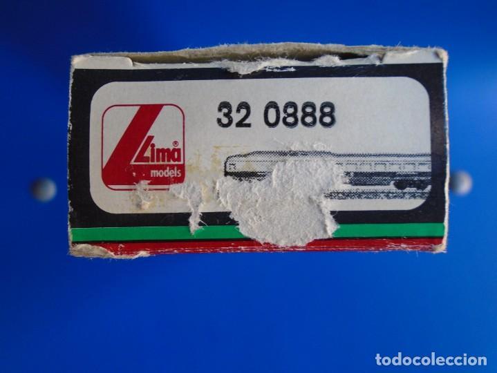 Trenes Escala: COCHE RESTAURANTE D S G DE LA DB ALEMANA MARCA LIMA REF. 32 0888 - Foto 2 - 219383421