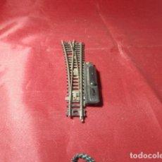 Trenes Escala: DESVIO ESCALA N DE LIMA. Lote 221431623