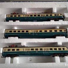 Trenes Escala: LIMA N MODIFICADO LUCES EN SENTIDO MARCHA Y MOTOR ARNOLD, COMO NUEVO, EN CAJA,VÁLIDO IBERTREN,ROCO,. Lote 223764057