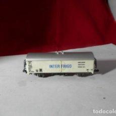 Comboios Escala: VAGÓN CERRADO ESCALA N DE LIMA. Lote 224784303
