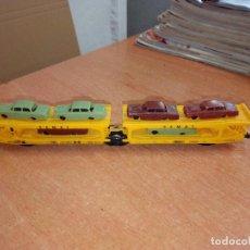 Comboios Escala: LIMA VAGON DE TRANSPORTE DE COCHES SEMAT. Lote 229027590