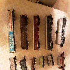 Comboios Escala: LOTE TRENES LIMA CON VIAS. Lote 231233590