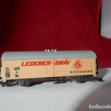 Comboios Escala: VAGÓN CERRADO ESCALA N DE LIMA. Lote 232288460