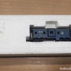 Trenes Escala: VAGÓN CERRADO MERCANCIAS B&O C-3000CON CAJA. Lote 233847970
