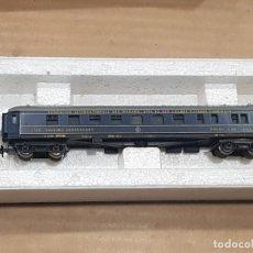 Trains Échelle: VAGÓN RESTAURANTE DE WAGONS LITS CON CAJA. Lote 233848660