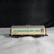 Trains Échelle: VAGÓN CERRADO ESCALA N DE LIMA. Lote 234723335