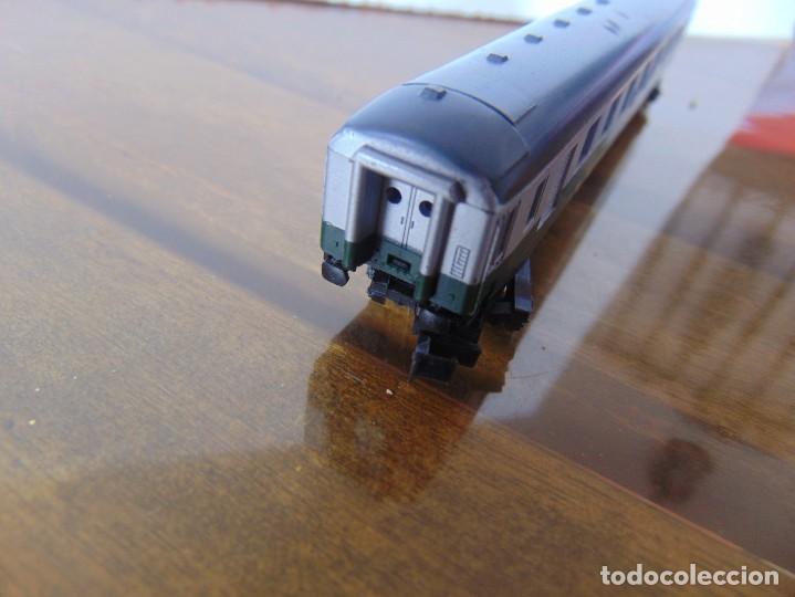 Trenes Escala: VAGON DE PASAJEROS DE LIMA ESCALA N - Foto 4 - 238791795