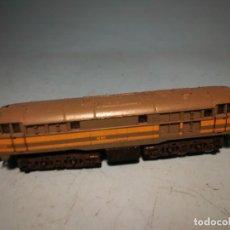 Trains Échelle: LOCOMOTORA DIESEL. Lote 242976920