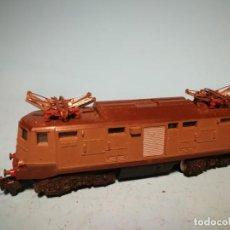 Trenes Escala: LOCOMOTORA ELÉCTRICA LIMA. Lote 243017225