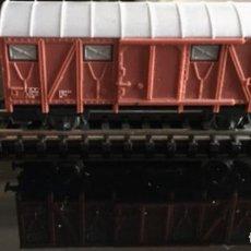 Trenes Escala: DOS VAGONES LIMA. Lote 244796870