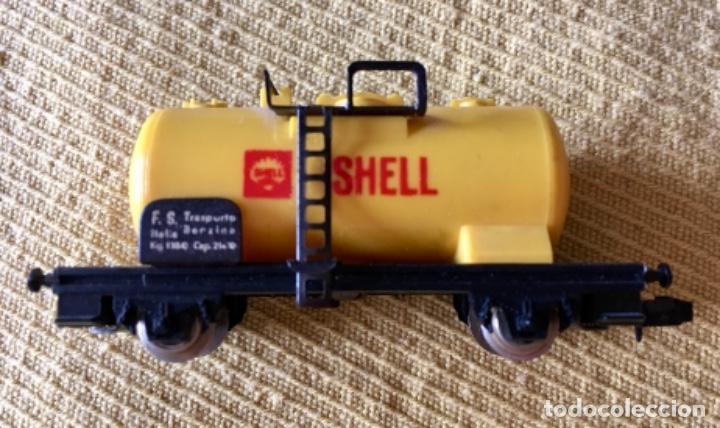 Trenes Escala: VAGON SHELL - Foto 3 - 244796075