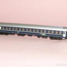 Trenes Escala: COCHE CAMA TEN TRANS EURO NOTTE DE LA FS ITALIANA EN ESCALA *N* DE LIMA. Lote 252468325