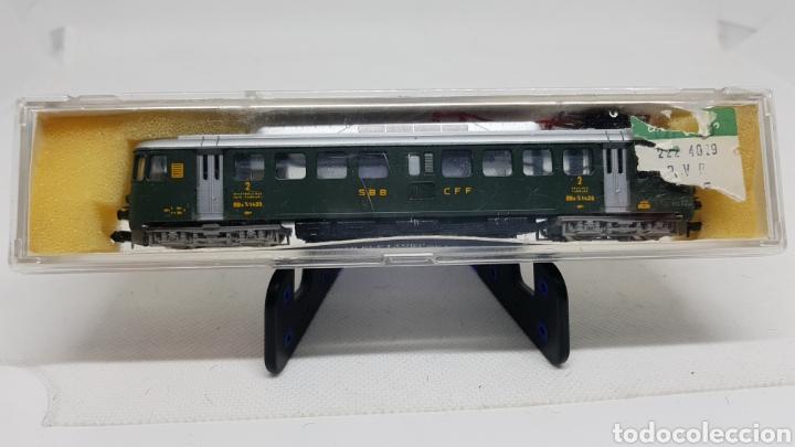 LOCOMOTORA TREN LIMA ESCALA N MODELO 204 NUEVOS AÑOS 70 (Juguetes - Trenes a Escala N - Lima N)