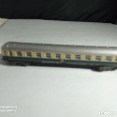 Trenes Escala: VAGÓN PASAJEROS DE LA DB ESCALA N DE LIMA. Lote 261872250