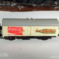 Treni in Scala: VAGÓN CERRADO ESCALA N DE LIMA. Lote 262181230