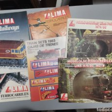 Trenes Escala: REVISTAS LIMA. Lote 262275170