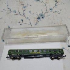 Trenes Escala: VAGÓN PASAJEROS 2 CLASE DE LA MARCA LIMA ESCALA N, COMP IBERTREN N. Lote 262604170