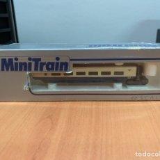 Trenes Escala: VAGÓN DE PASAJEROS LIMA MINI TRAIN ESCALA N. Lote 266547828