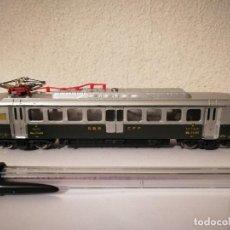 Trenes Escala: MAQUINA LIMA ESCALA N - TREN - SBB CFF - LOCOMOTORA. Lote 266981194