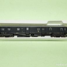 Trenes Escala: ANTIGUO FURGÓN DE LA FS ITALIANA EN ESCALA *N* DE LIMA. Lote 275135033