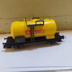 Trenes Escala: VAGON SHELL LIMA ESCALA HO. Lote 276134058