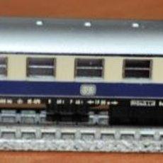 Comboios Escala: COCHE DE VIAJEROS 4 EJES 1ª CLASE DE LA DB DE LIMA. ESCALA N. Lote 281295668