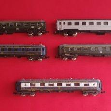 Comboios Escala: LOTE DE VAGONES LIMA MADE IN ITALY. Lote 285406263