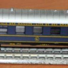 Trenes Escala: COCHE RESTAURANTE 4 EJES COMPAÑIA INTERNACIONAL DE WAGON LITS DE LIMA, ESCALA N. VÁLIDO IBERTREN.. Lote 290968078