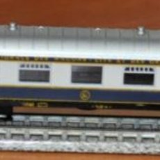 Trenes Escala: COCHE PULLMAN 4 EJES COMPAÑIA INTERNACIONAL DE WAGON LITS DE LIMA, ESCALA N. VÁLIDO IBERTREN.. Lote 290968458