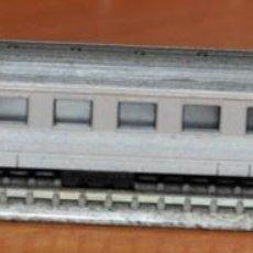 Trenes Escala: COCHE DE VIAJEROS ALUMINIO 4 EJES 1ª CLASE DE LIMA. ESCALA N. Lote 290968818