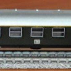 Trenes Escala: COCHE DE VIAJEROS 4 EJES 1ª CLASE DE LA DB DE LIMA. ESCALA N. Lote 290969608